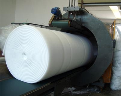 Produzione lavorazione prodotti industriali in poliestere ...