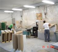 Emirates leather furniture manufacturing, UAE leather sofas