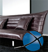 High Quality Home Furniture Made In Dubai Leather Sofa Beds Manufacturer Offers